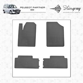Коврики в салон Citroen Berlingo 1997-2007 Stingray 1016134