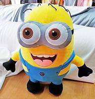 Мягкая плюшевая игрушка миньон Джордж 25 см из Гадкий Я 3 плюшевая игрушка миньон minion