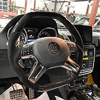 Руль Brabus AMG W463 Carbon Alcantara