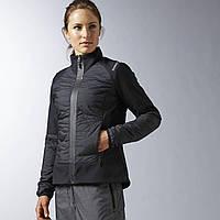 Утепленная куртка женская Reebok TOUGH FITNESS PRIMALOFT® AX9109