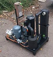 Агрегат для охолодження води в басейні