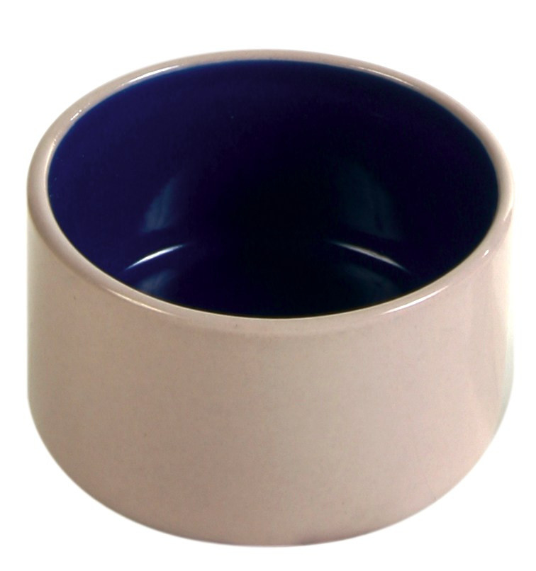 Миска керамічна 0,1 л 7 см Trixie для дрібних гризунів