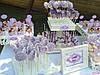 Свадебный Кенди бар Candy Bar Лаванда, фото 5