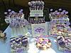 Свадебный Кенди бар Candy Bar Лаванда, фото 6