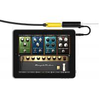 ТС-GT01 программ irig гитарный адаптер Установка соединения гитары Аудио Интерфейс система педаль адаптер конвертер кабель Разъем для iPhone / iPad /