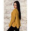 Теплый свитер  42-44-46 размеры 4 цвета, фото 2
