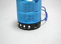 Мобильная  колонка Bluetooth WS-887
