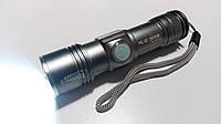 Фонарь компактный Police / Bailong BL-SY-912 XPE, акумулятор встроен, зарядка от USB, zoom, фото 1