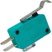Микропереключатель с лапкой MSW-04 ON-(ON), 3-х контактный, 10A, 125/250VAC