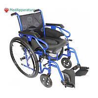 Инвалидная коляска OSD MILLENIUM III с санитарным оснащением