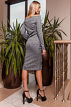 Женское платье по фигуре из ангоры (Моратти jd), фото 3