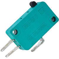 Микропереключатель MSW-01 ON-(ON) , 3-х контактный, 10A, 125/250VAC