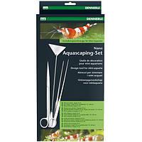 Комплект инструментов для работы в мини-аквариумах Nano Aquascaping-Set