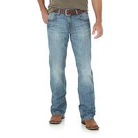 Джинсы Wrangler Retro Relaxed Fit Straight Leg, Worn Bark*Уценка, фото 1