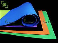 Evaplast материал, EVA 3075 (этиленвинилацетат) — 3 мм/желтый, фото 1