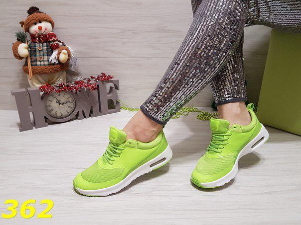 Кроссовки мятно-зелёные  36, 37, 38, 39 размер