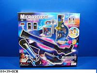 Оптические приборы (микроскоп увелич. 1200 Х + телескоп увелич. 40 Х), в кор. 44х39х8 /18/