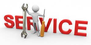 Услуги монтажа и сервиса оборудования