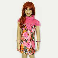 Платье-туника для девочки (3 - 11 лет)