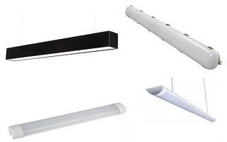 Лінійні світлодіодні світильники