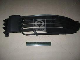 Решетка бампера левая VOLKSWAGEN PASSAT B5 (Фольксваген Пассат Б5) 2000-2005 (пр-во TEMPEST)