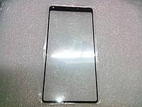 Стекло дисплея Xiaomi Mi 2 Mix black