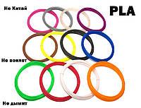 Набор PLA пластика для 3д ручек 10 цветов по 10 метров