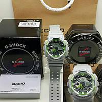 Часы Casio G-Shock GA-110 Gray-Green AAA
