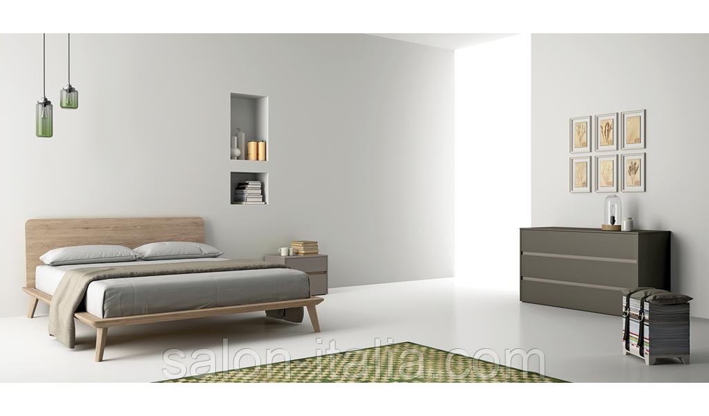 Ліжко Easy від Dall'Agnese