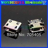 Samsung I9250 S3850 S6102 I9103 S5570 GB70 S239 I559 W999 GB70 S5360  гнездо разъём коннектор micro USB