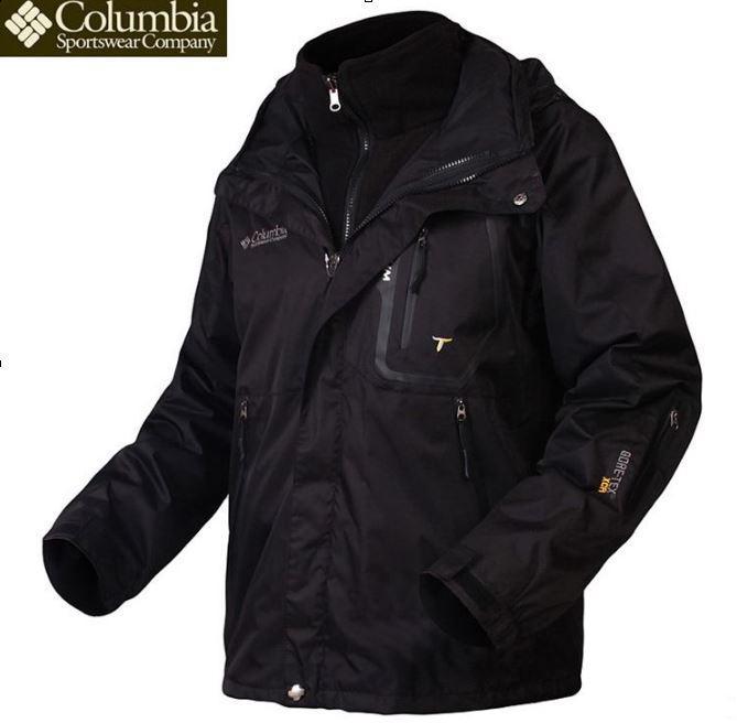 2e05e77f1250 УЦЕНКА ! Мужская куртка 2в1 COLUMBIA TITANIUM Gore-Tex, цена 999 грн ...