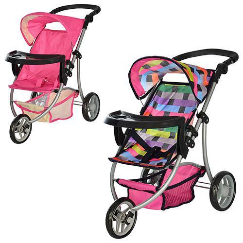 Трехколесная коляска для кукол MELOGO 9377 B-T***