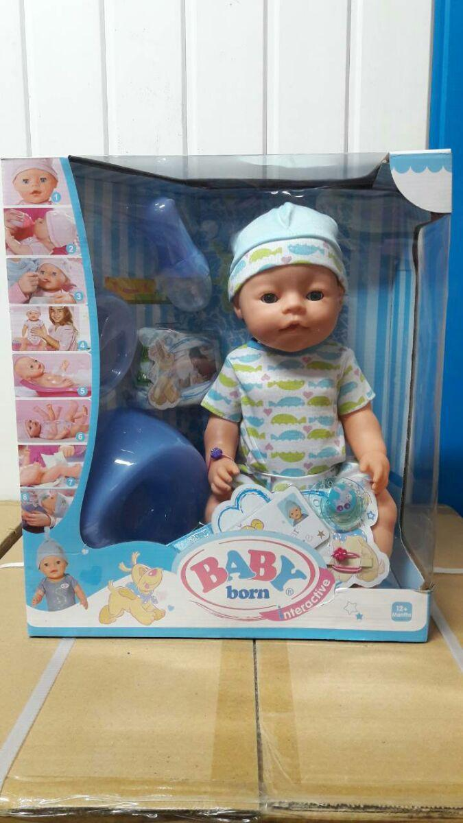 Кукла-пупс Baby Born BL 015 F ***