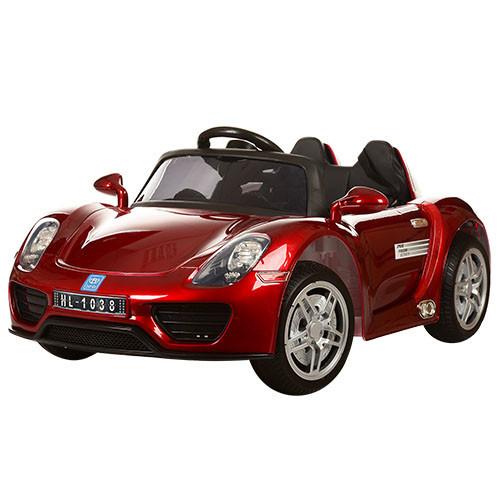 Детский электромобиль M 2765 EBLRS-3 с EVA колесами автопокраска