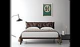 Ліжко Morgan від Dall'Agnese, фото 2