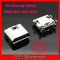 Samsung i9082 I879 I869 I8552   гнездо разъём коннектор micro USB