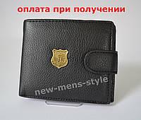 Мужской кожаный кошелек портмоне гаманець бумажник Рolice купить