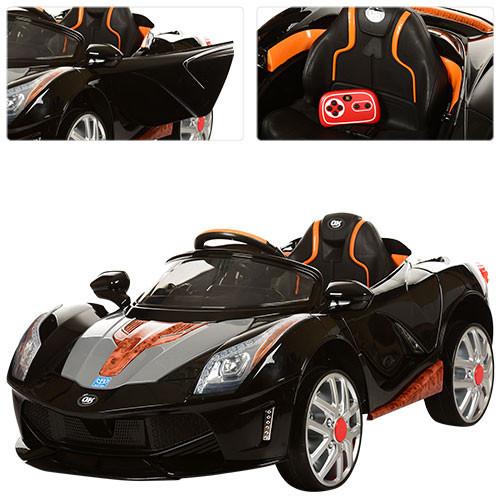 Детский электромобиль JE 116 EBRS-2 Lamborgini, Автопокраска, чёрный**