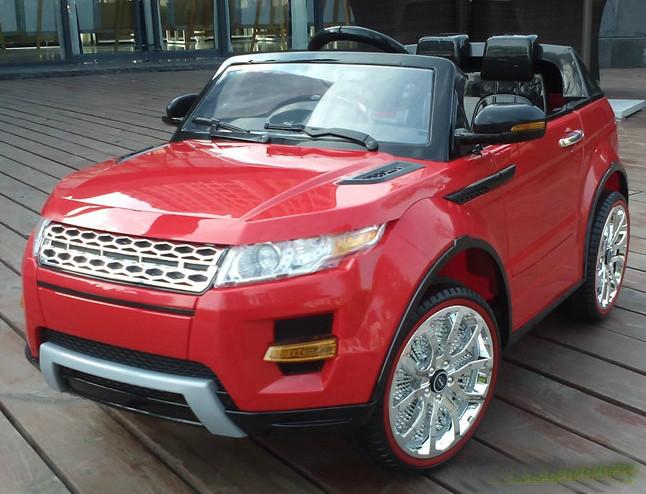 Детский электромобиль джип M 2398 BR-3 Range Rover***