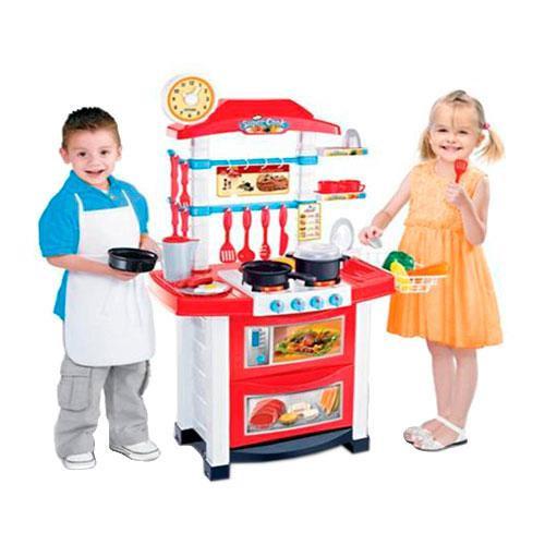 Детская кухня Super Cook 889-3 Bambi