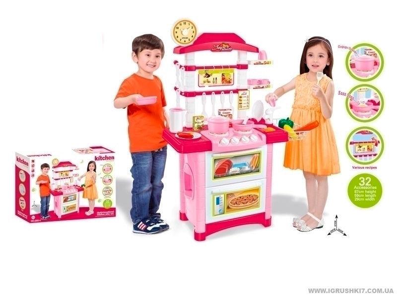 Детская кухня Super Cook 889-4 Bambi