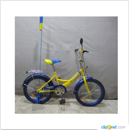 НОВИНКА 2015 !! Велосипед PROFI UKRAINE детский 20 д.P 2049 UK-2***