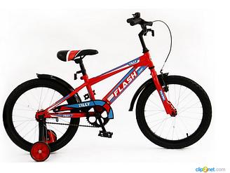 Детский двухколёсный Велосипед TILLY FLASH 18 BT-CB-0046***