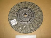 Диск сцепления ведомый МАЗ двигатель ЯМЗ 236, ЯМЗ 238 б/асборе (Производство ТРИАЛ) 238-1601130-02, AGHZX