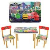 Детский столик со стульчиками 501-20