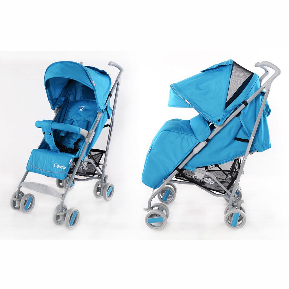 Коляска прогулочная CARRELLO Costa CRL-1409 Blue***
