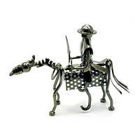 Сувенир из металла Дон Кихот техно-арт