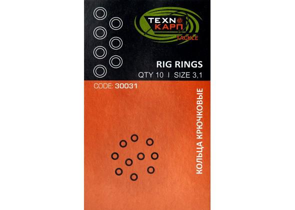 Технокарп кольца крючковые D 3.1 УП.10 ШТ.