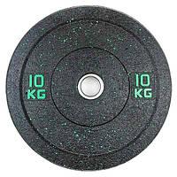 Бамперний кольоровий диск Stein 10 кг