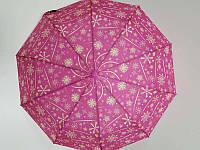 Зонт полуавтомат SL Снежинки (SL495-6) на 10 спиц